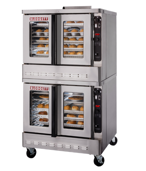 Blodgett DFG-100 double stack convection oven