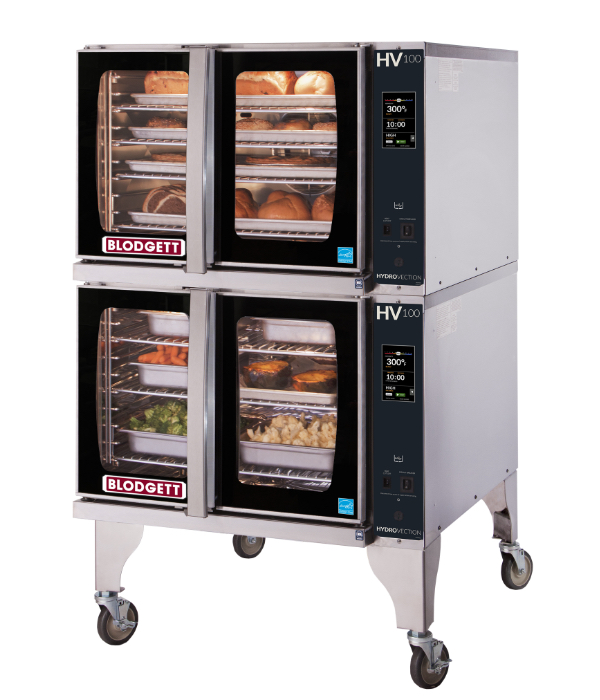 Blodgett HV-100 double stack Hydrovection oven